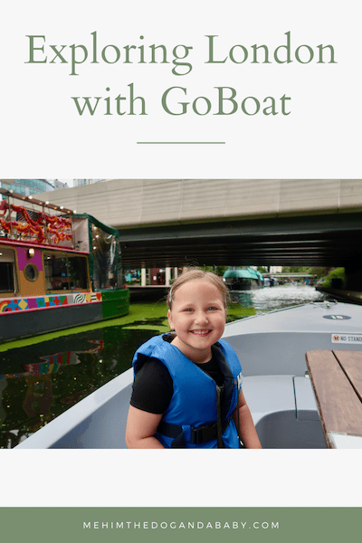 Exploring London with GoBoat