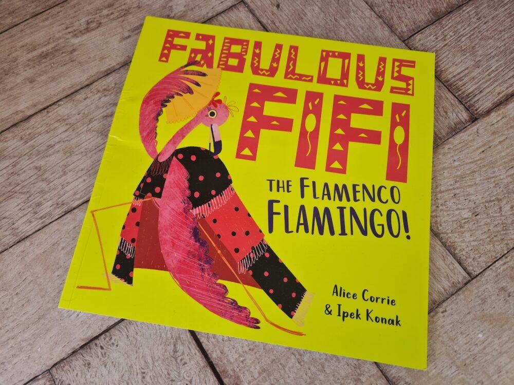 Fabulous Fifi the Flamenco Flamingo