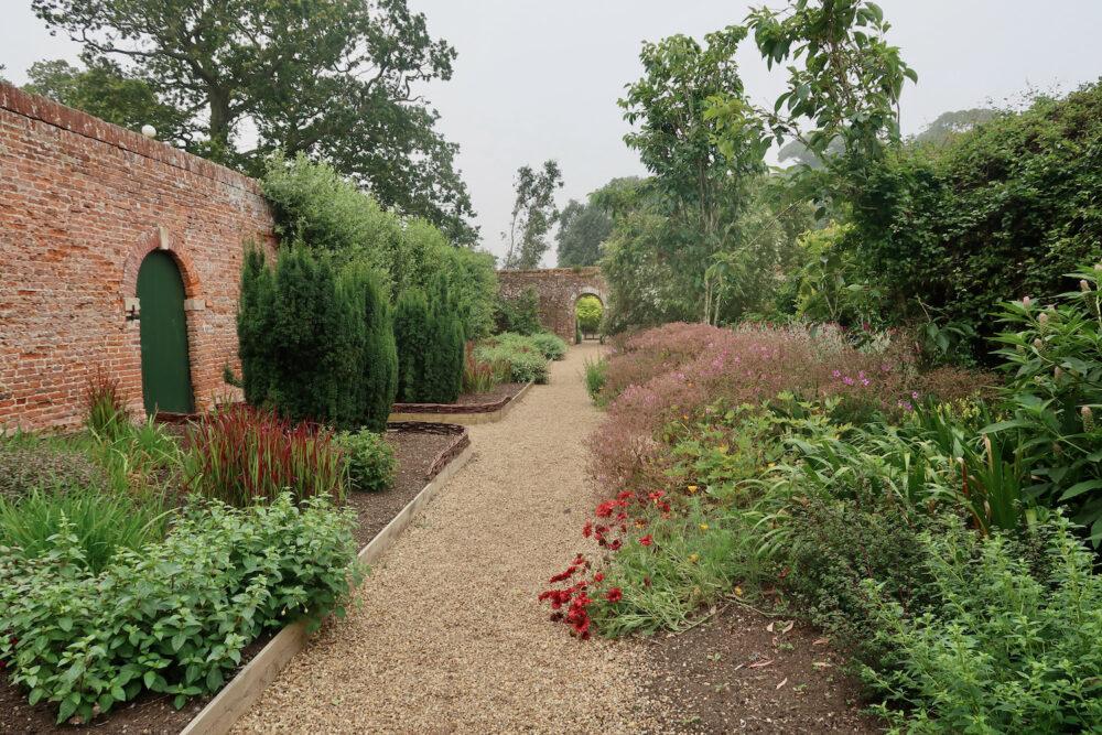 Felbrigg Hall walled garden 1