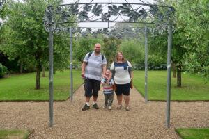 Felbrigg Hall walled gardens