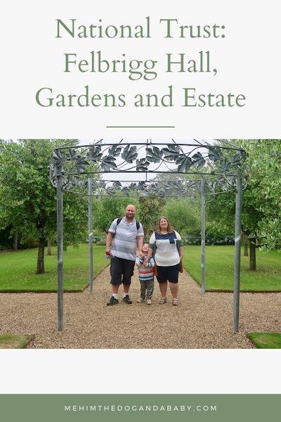 National Trust: Felbrigg Hall, Gardens and Estate