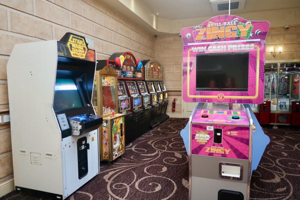Potters arcade