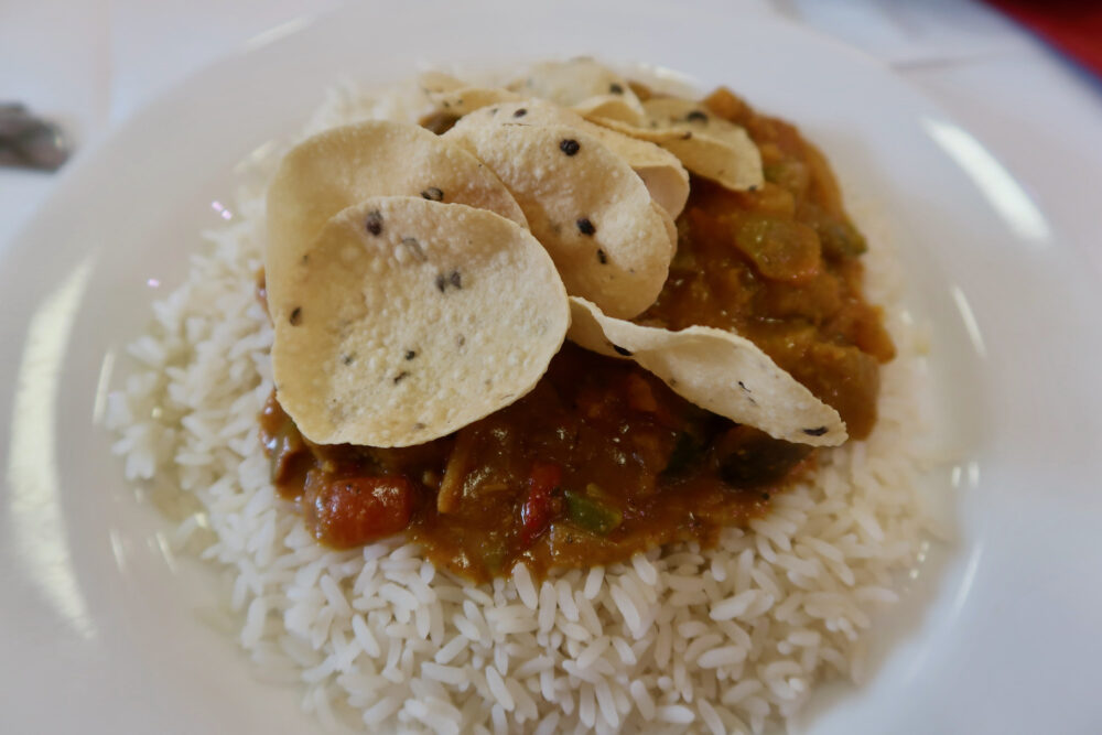 Potters curry