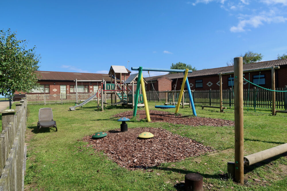 Potters play park