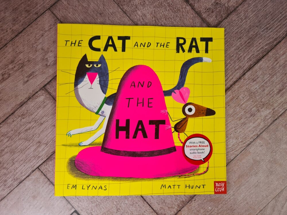 The cat and the rat and the hat cover
