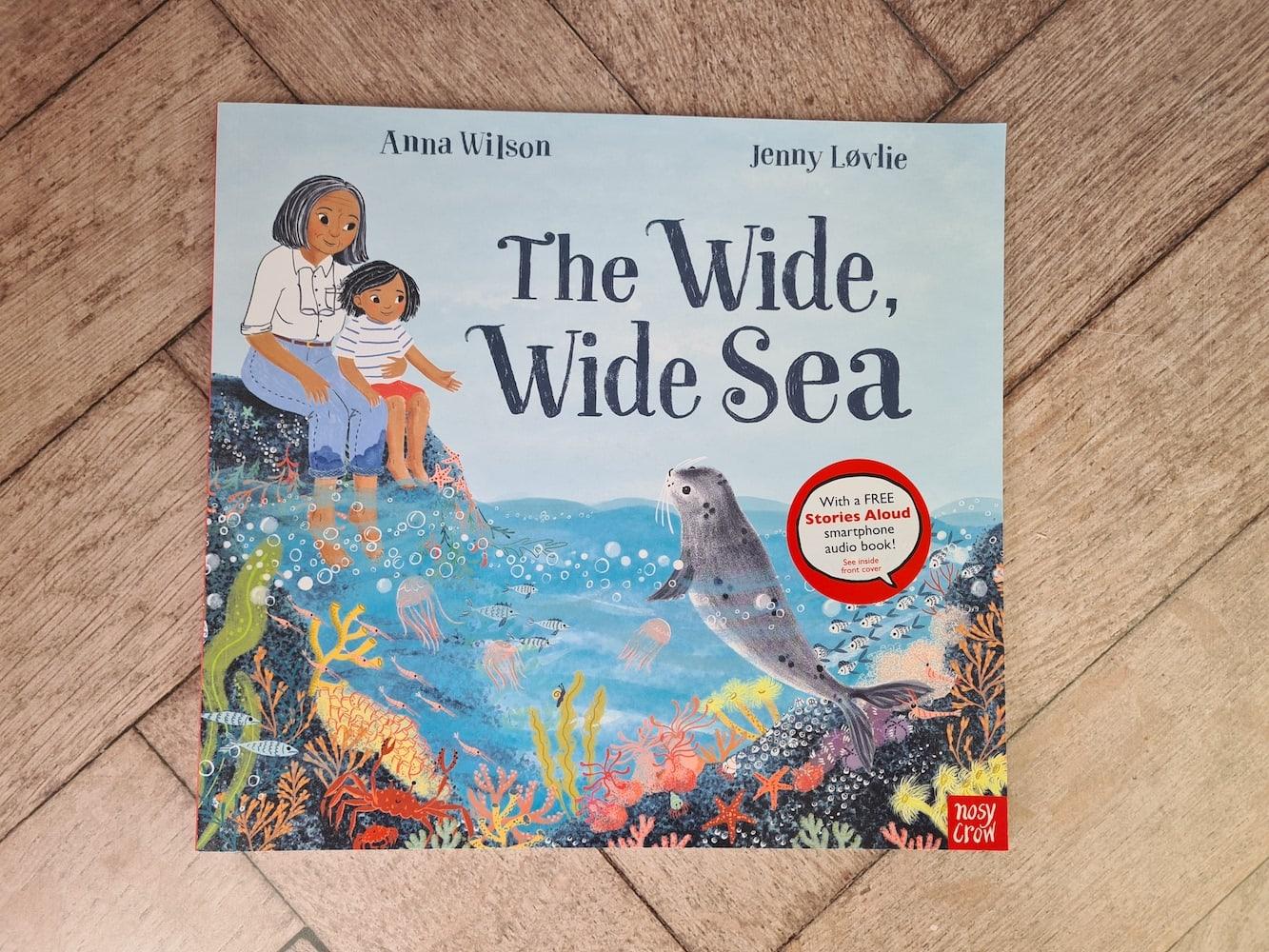 The wide wide sea