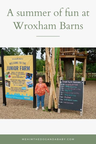 A summer of fun at Wroxham Barns