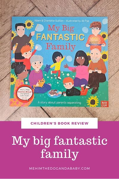 Children's book review: My big fantastic family