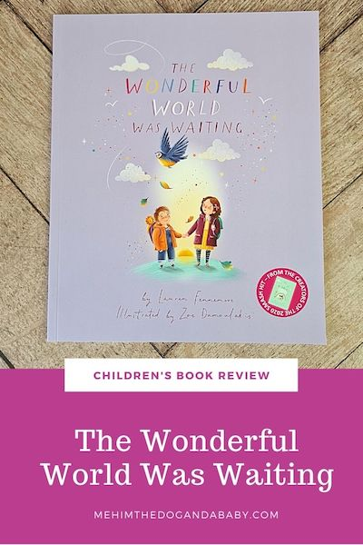 Children's book review: The Wonderful World Was Waiting
