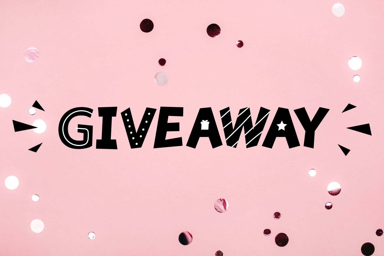 Giveaway featured image