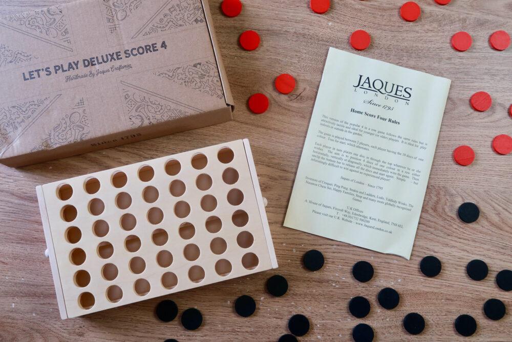 Jaques of London Score Four
