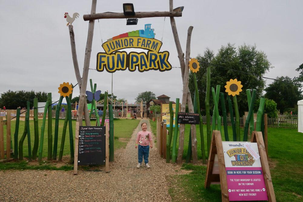 Wroxham Barns Fun Park