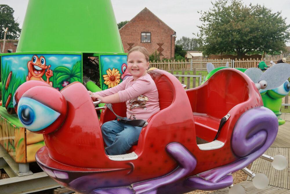 Wroxham Barns Fun Park ride
