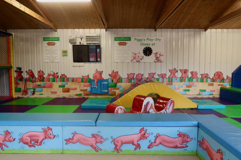 Wroxham Barns soft play