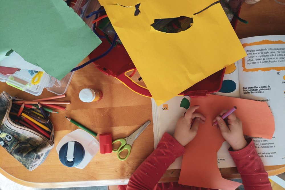 Busy Mum? Try these six craft ideas to keep your kids entertained
