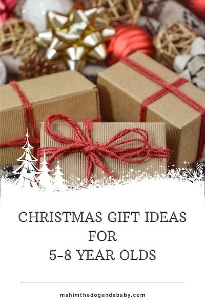 Christmas gifts ideas for 5-8 year olds