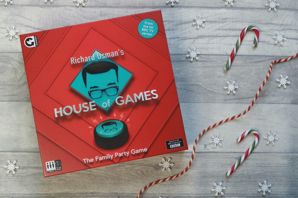 House of Games game