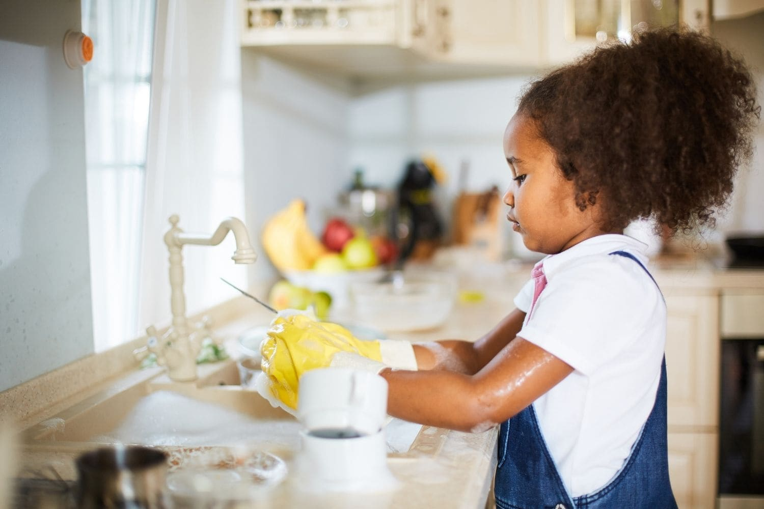 How Do Chores Support My Child's Overall Development
