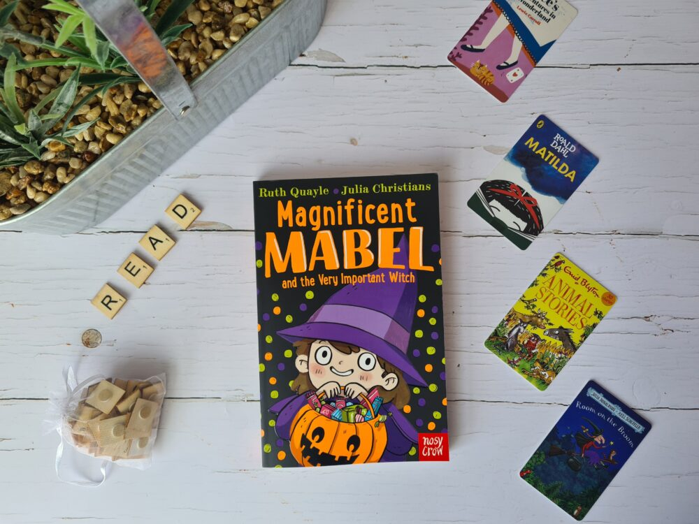 Magnificent Mabel and the Very Important Witch