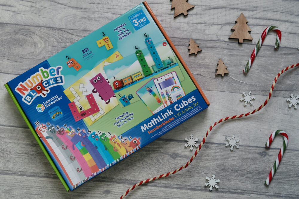 Numberblocks Mathlink Cubes from Learning Resources