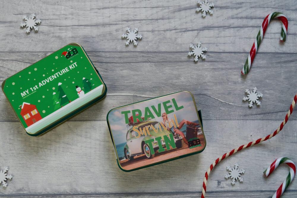 Travel tins