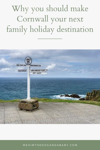 Why you should make Cornwall your next family holiday destination