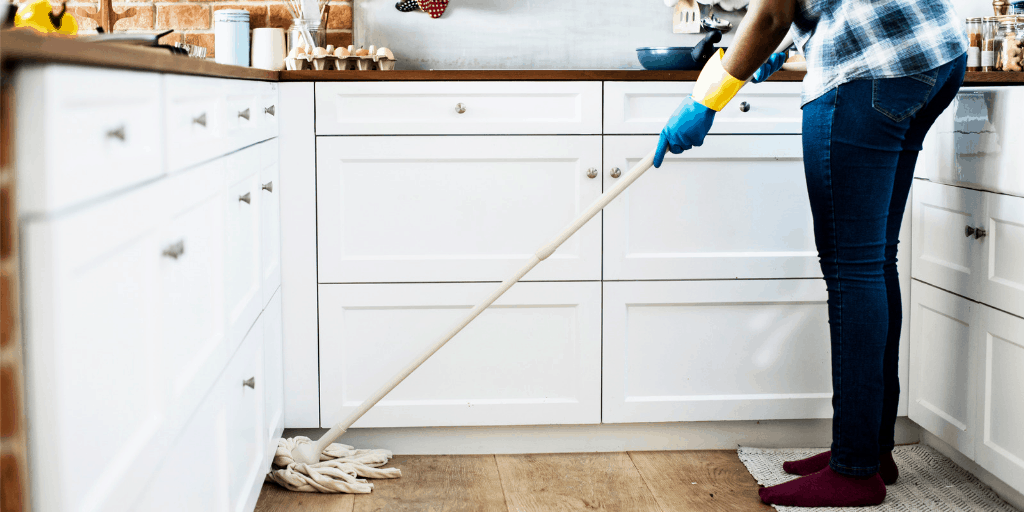 5 Easily Forgotten Areas To Clean Around The Home