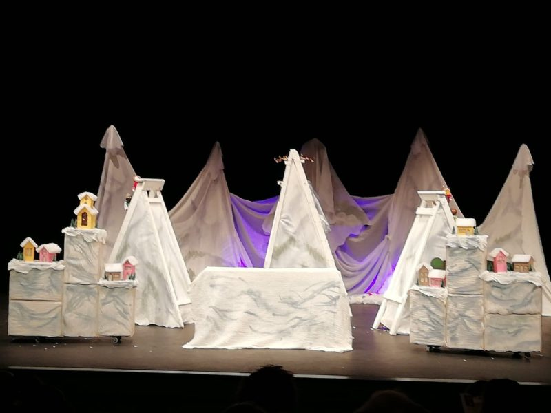 Mimi And The Mountain Dragon At Norwich Playhouse