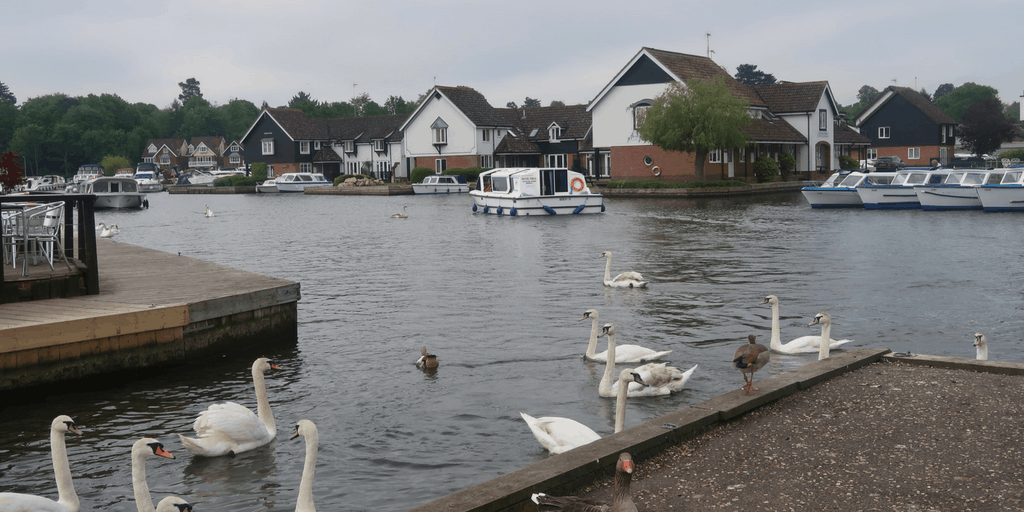 A Mummy And Daughter Day In Wroxham