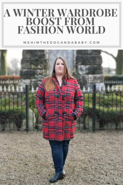 A Winter Wardrobe Boost From Fashion World