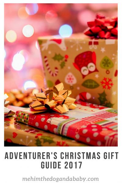 Adventurer's Christmas Gift Guide 2017