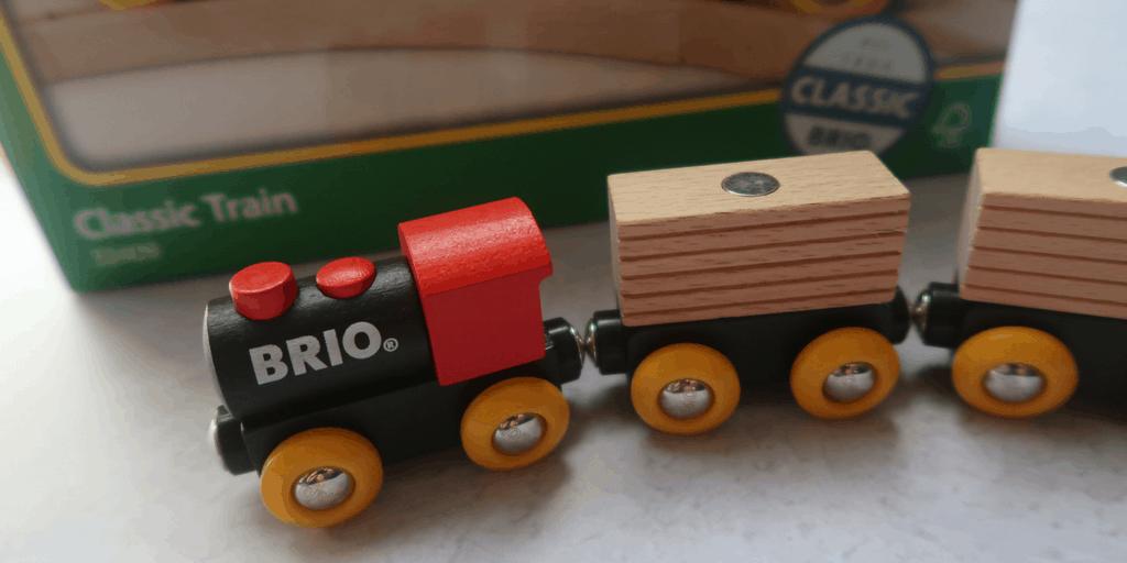BRIO Classic Train Review