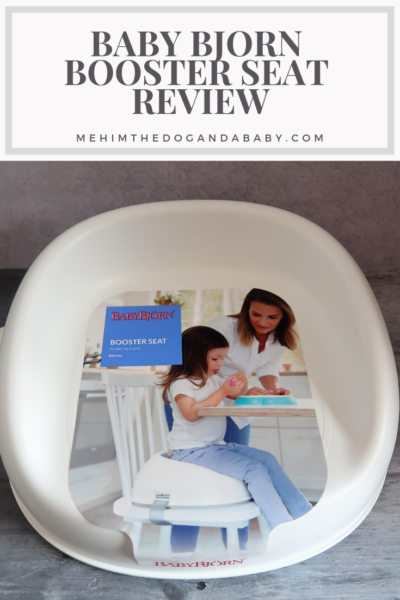 Baby Bjorn Booster Seat Review
