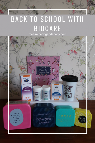 Back To School With BioCare