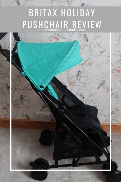 Britax Holiday Pushchair Review
