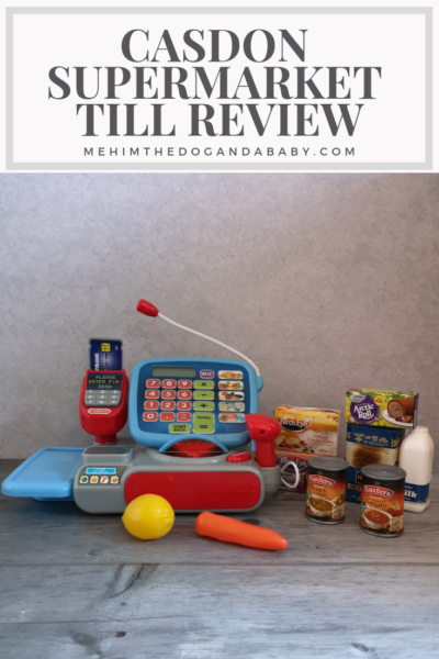 Casdon Supermarket Till Review
