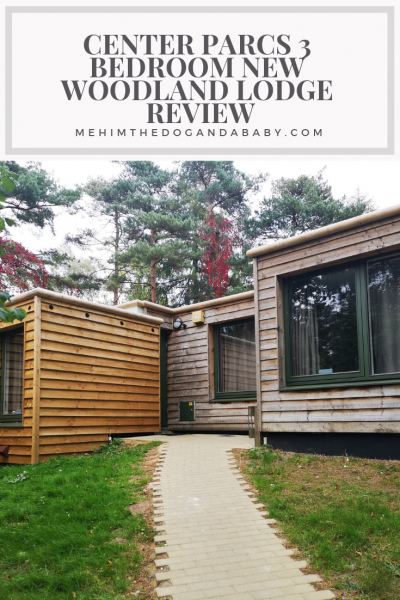 Center Parcs 3 Bedroom New Woodland Lodge Review