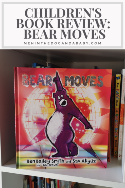 Children's Book Review: Bear Moves