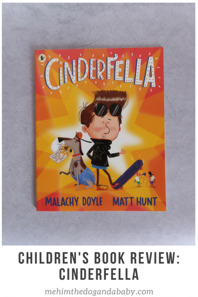 Children's Book Review: Cinderfella
