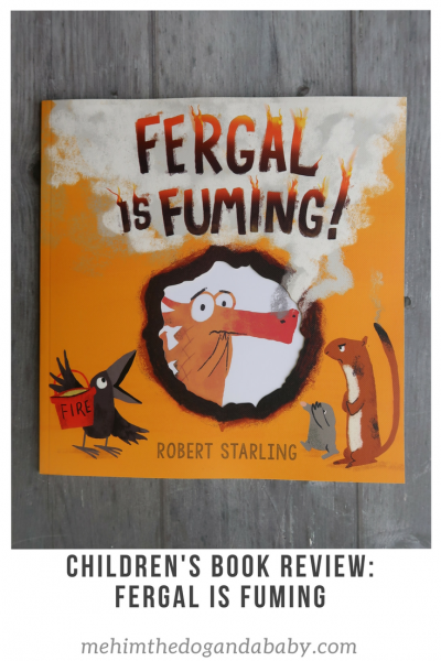 Children's Book Review: Fergal Is Fuming