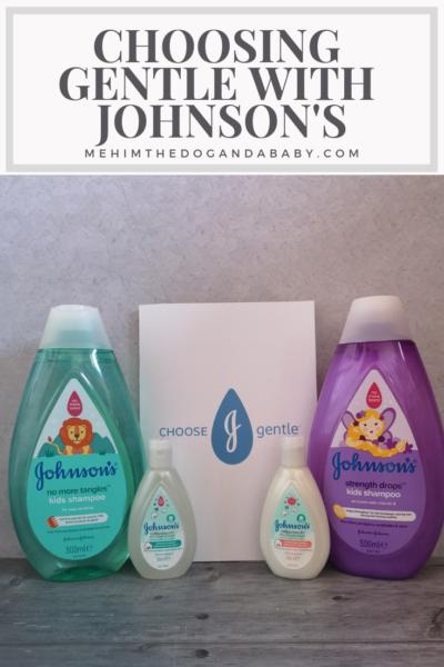 Choosing Gentle With Johnson's