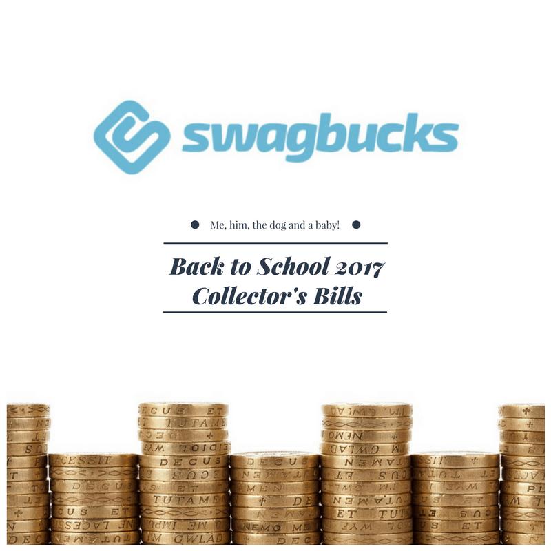 Back to School Collector's Bills