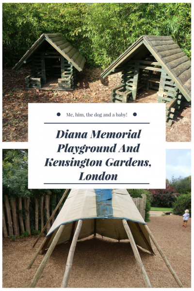 Diana Memorial Playground And Kensington Gardens