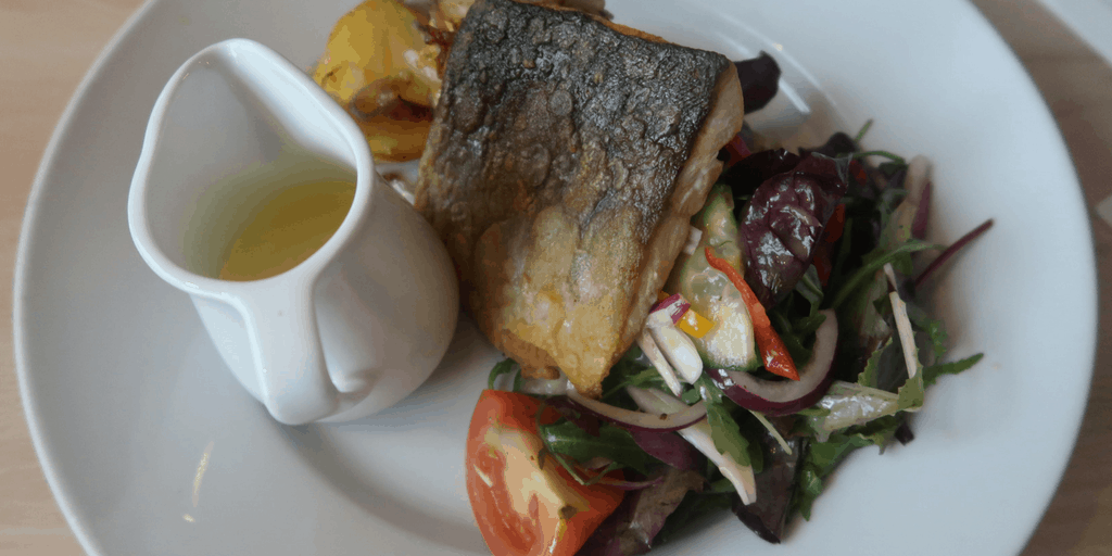 Dining At The Holiday Inn Express London - Stansted Airport Hotel