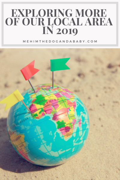 Exploring More Of Our Local Area In 2019