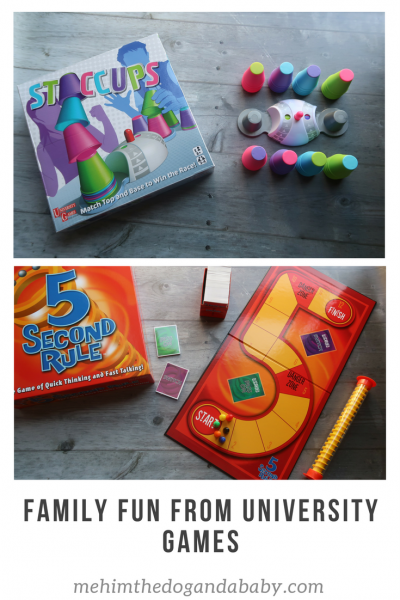 Family Fun From University Games