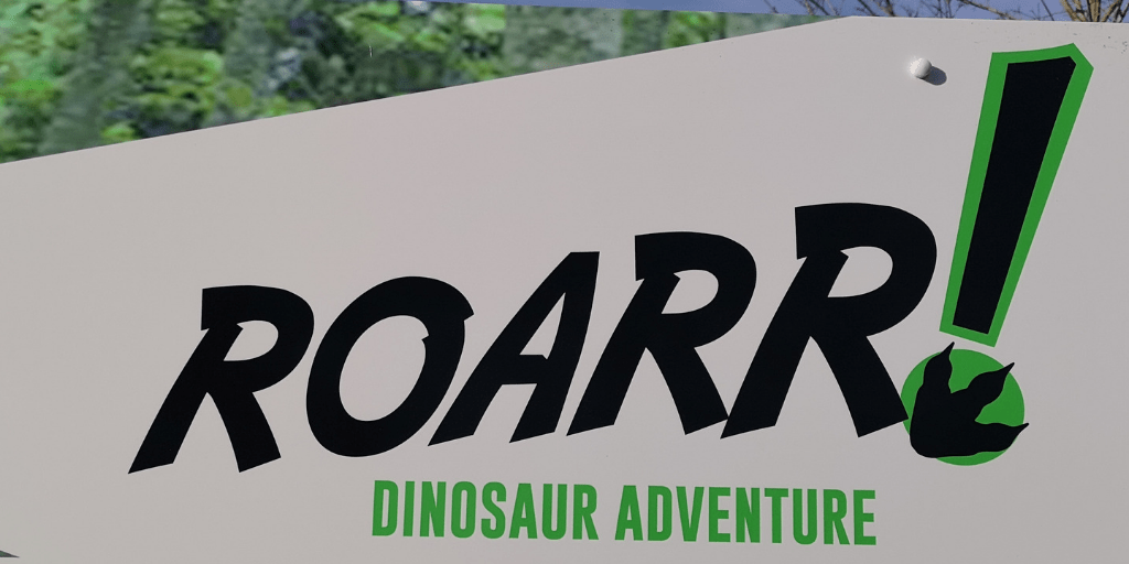 February Half Term At Roarr! Dinosaur Adventure