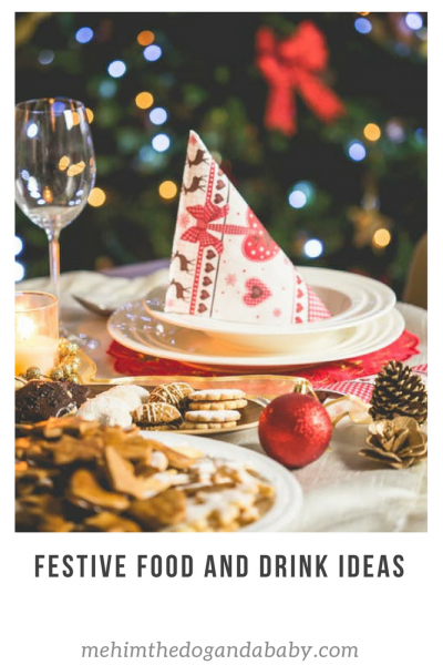 Festive Food and Drink Ideas