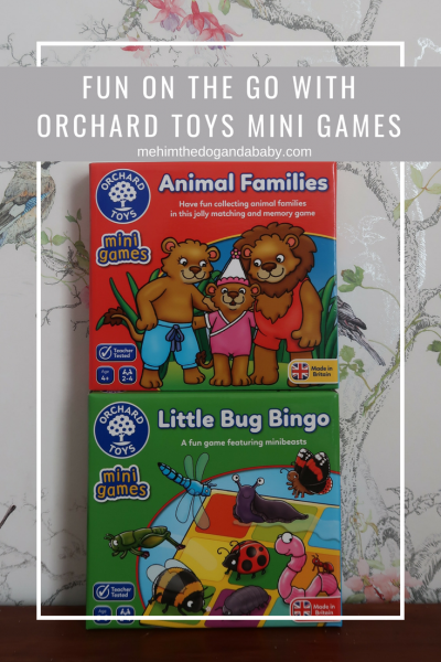 Fun On The Go With Orchard Toys Mini Games