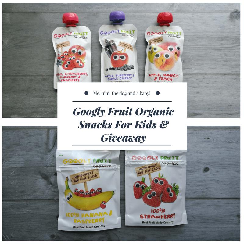 Googly Fruit